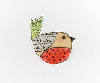 "Schöne Karten selbst gestalten Bild oben piqs.de, Jenni Douglas, ""Book Birds"" (CC BY 2.0 DE)"