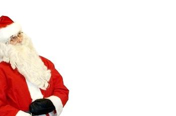 """Geld verdienen in der Weihnachtszeit Bild oben piqs.de, Matti Mattila, """"Santa Claus"""" (CC BY 2.0 DE)"""