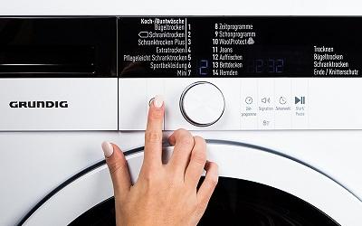 Tipps für ein energieeffizientes Wäschetrocknen Anleitung Bild mittig-oben