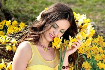 Frühlingspflege Anleitung Bild mittig-oben