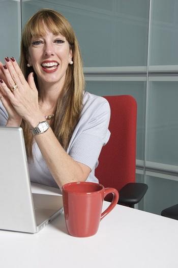 Tricks, um im Büro wieder fit zu werden Ratgeber Bild mittig