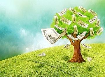 Erfolgreich Vermögen aufbauen mit Aktien Bild oben