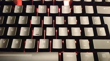 Mechanische Tastaturen für Arbeit und Gaming Bild oben