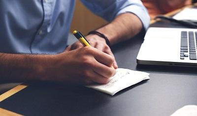 Tipps zur Konzentration auf das Wesentliche Anleitung Bild mittig-oben