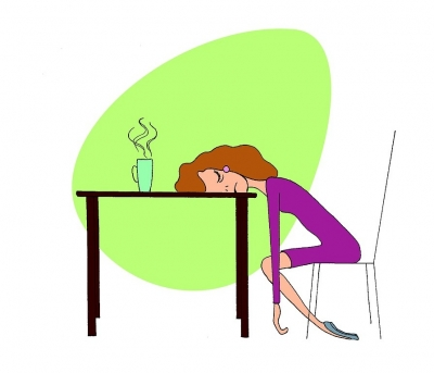 Strategien für einen guten Schlaf Anleitung Bild mittig-oben