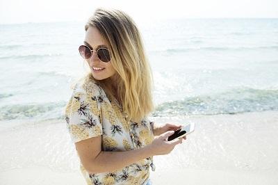 Tipps für ein glückliches Leben mit Handy & Co. Bild oben