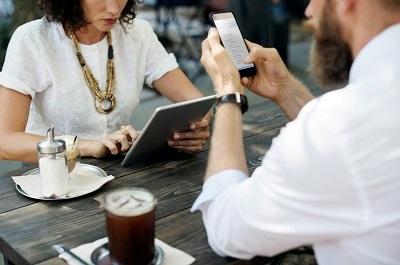 Tipps für ein glückliches Leben mit Handy & Co. Erfahrung Bild unten