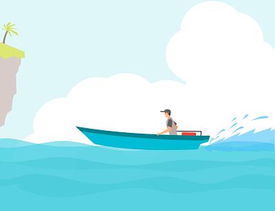 Boot mieten ohne Führerschein: Geht das? Bild oben