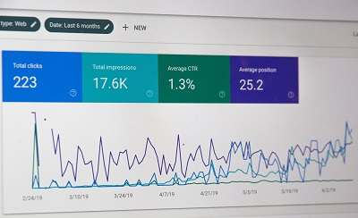 Wie verbessere ich meine Google Rankings bei lokalen Suchanfragen? Erfahrung Bild unten unsplash.com; Stephen Phillips, Hostreviews.co.uk