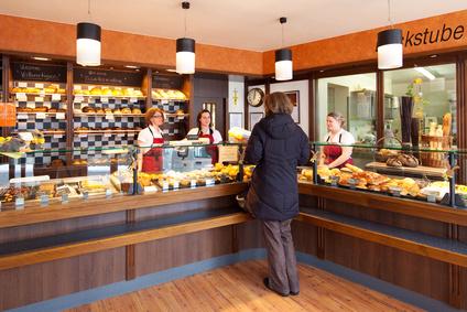 Kundensicherheit im Ladengeschäft Bild oben