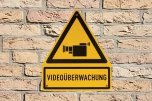 Videoüberwachung Bild oben
