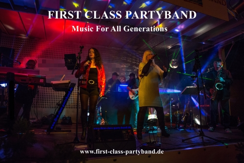 FIRST CLASS PARTYBAND Music For