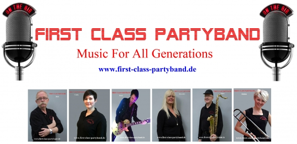 FIRST CLASS PARTYBAND