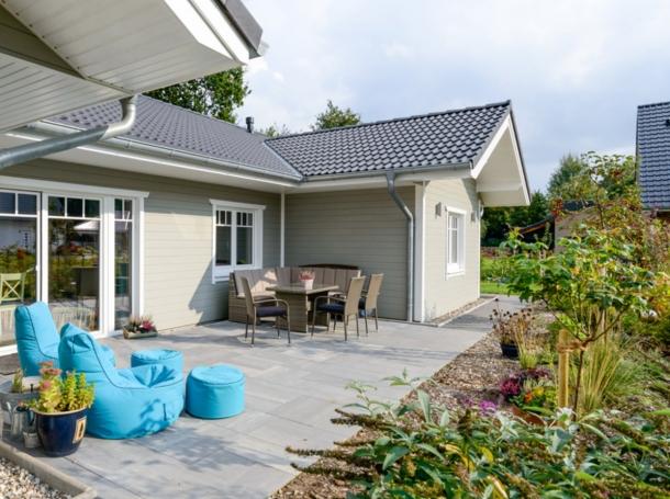 Holzhaus Talishaus Hausbau Husum