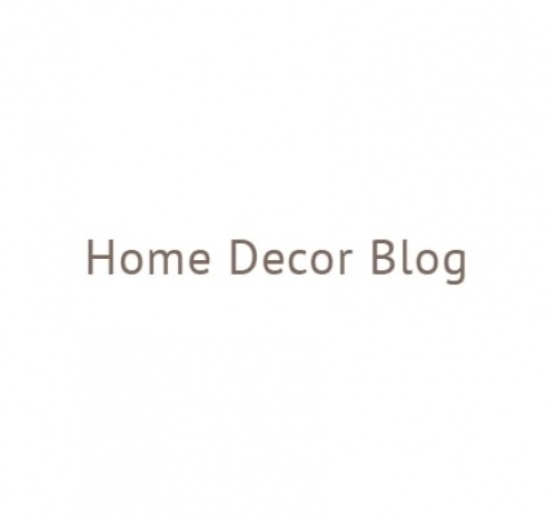 Home Decor Blog