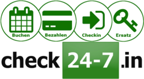 Checkin24-7 Onlinebuchung Systemlösung All in