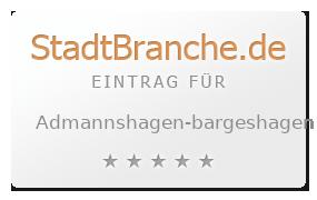 Admannshagen-Bargeshagen Landkreis Bad Doberan Mecklenburg-Vorpommern