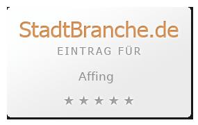 Affing Landkreis Aichach-Friedberg Bayern