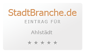 Ahlstädt Landkreis Hildburghausen Thüringen