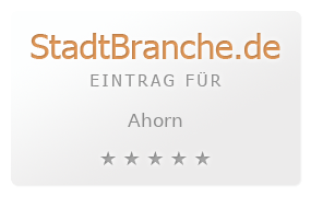 Ahorn Landkreis Coburg Bayern