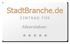 Alkersleben Ilm-Kreis Thüringen