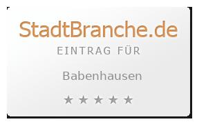 Babenhausen Landkreis Darmstadt-Dieburg Hessen