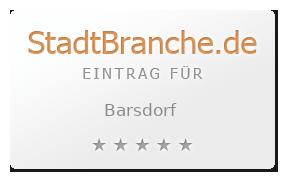 Barsdorf Landkreis Oberhavel Brandenburg