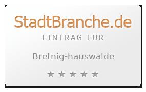 Bretnig-Hauswalde Landkreis Kamenz Sachsen
