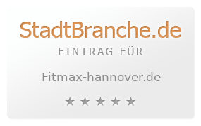 Fitmax Hannover fitzone fitness in uhr