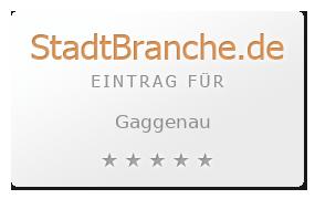 Gaggenau Landkreis Rastatt Baden Württemberg