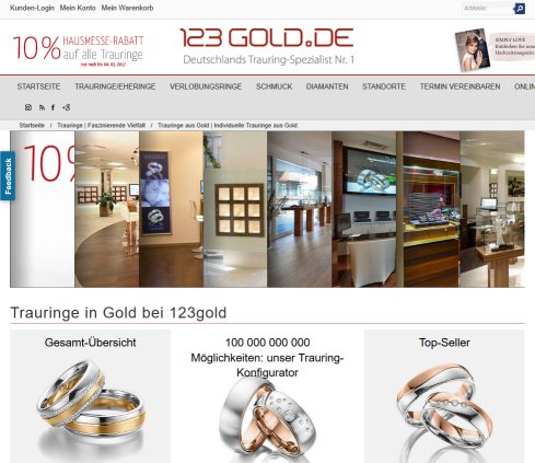 123 Gold De