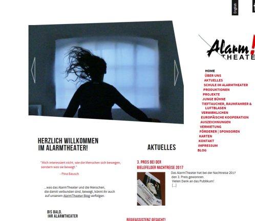 bielefeld alarmtheater kultur. Black Bedroom Furniture Sets. Home Design Ideas