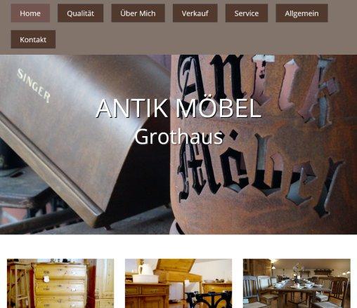 Antik Möbel Grothaus Möbel Enger