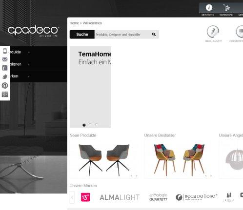 Designermöbel Bei Apadeco Design Frankfurt Am Main