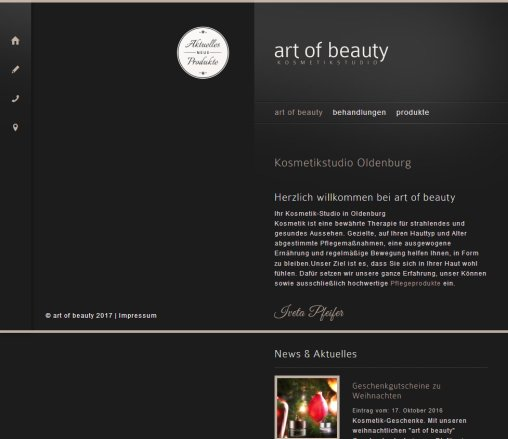 Kosmetikstudio Oldenburg | art of beauty   Kosmetik Studio Oldenburg  Öffnungszeit