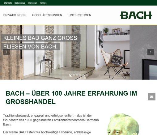 Bach Ihr Grosshandler Bad Lippstadt