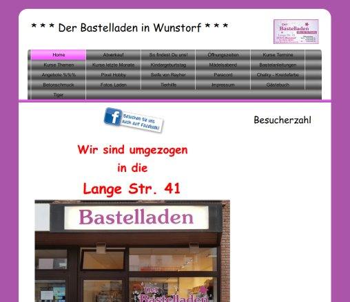 Home Bastelladen Wunstorf