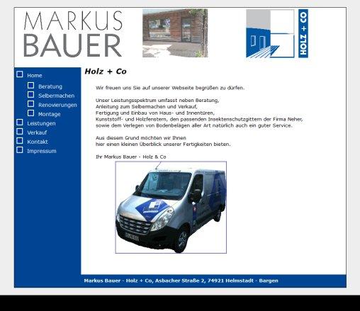 Markus Bauer Holz › Holz Helmstadt-Bargen