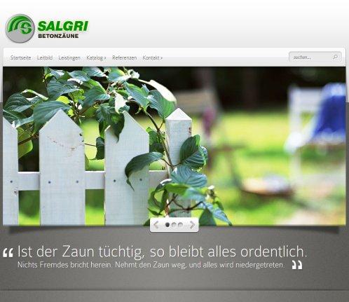 Betonzaune SALGRI Verkauf Betonzaune Siegburg