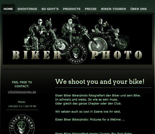 Eisen Biker Bikerphoto Fotografiert Den Biker Stuttgart