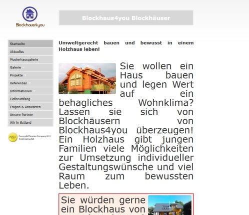 Betana Blockhaus Erfahrung Home Ideen