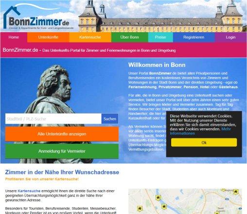 Vorwahl Bad Godesberg : bonnzimmerde pension monteurzimmer bonn bonn ~ Indierocktalk.com Haus und Dekorationen