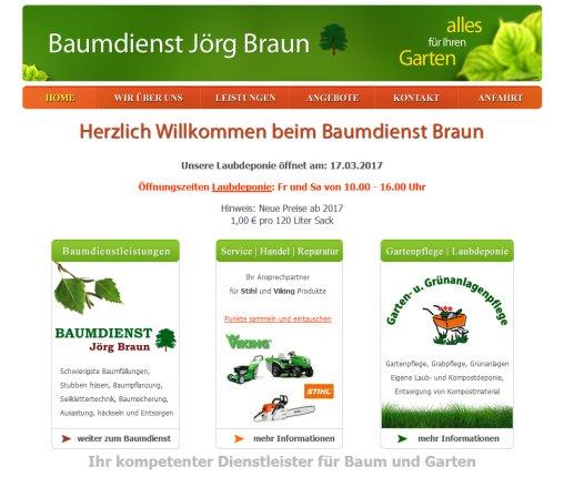 Baumdienst Jörg Braun Garten Garten Hohen Neuendorf