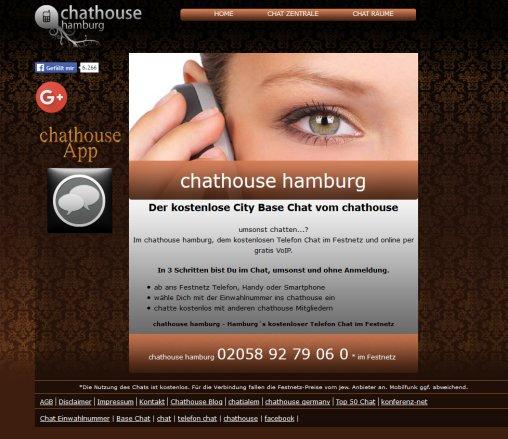 Chathouse berlin kostenlos