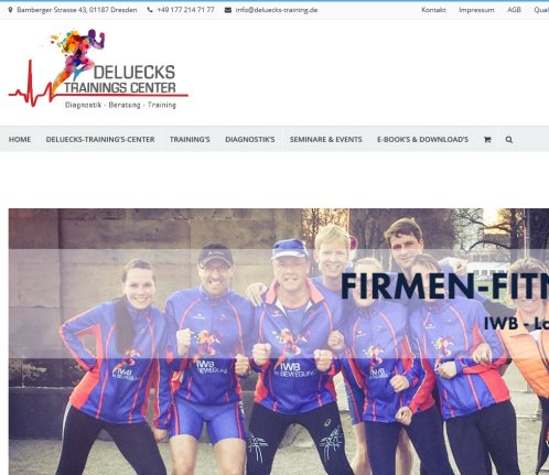 Dresden Personal Trainer   Mike Lück | Personal Trainer Dresden   Deluecks TrainingPersonal Trainer Dresden ? Deluecks Training   Personaltraining und Firmenfitness in Dresden  Öffnungszeit