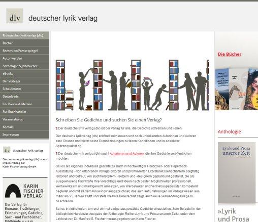 Deutscher Lyrik Verlag Lyrik Aachen