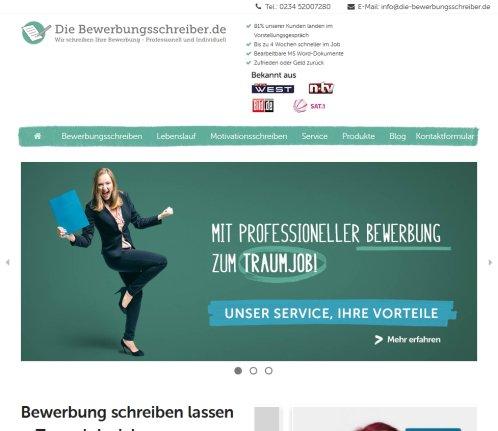 Bewerbung Schreiben Lassen Bewerbung Bochum
