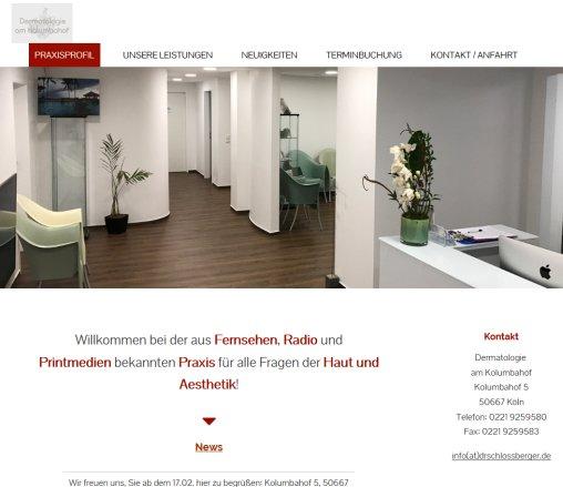 Dr Schlossberger Hautarztpraxis Köln Dermatologie Köln