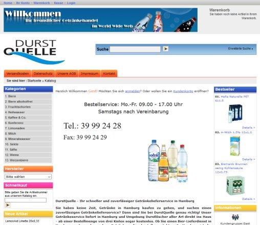 Getränkelieferservice Hamburg   Getränke online › Hamburg Hamburg