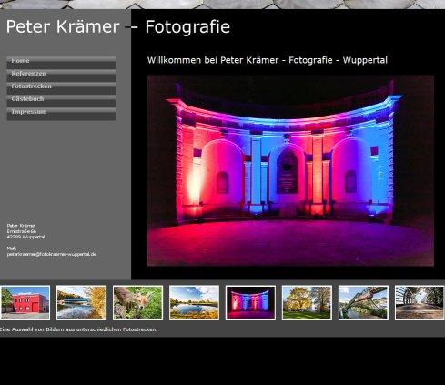 Peter Krämer Fotographie Krämer Wuppertal